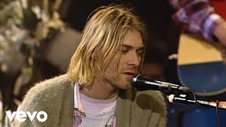 Nirvana - Plateau (Live On MTV Unplugged, 1993 / Unedited) YouTube Videos