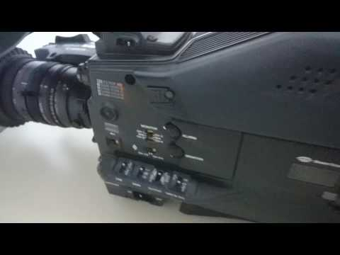 The World's Best SD Resolution Camera - Sony DVW 970P Digital Betacam Professional Video Camera