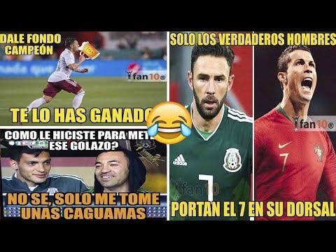 Memes Mexico vs Islandia 3-0 Doblete de Miguel Layun y Golazo de Marco Fabian