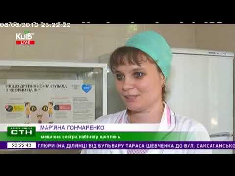 Телеканал Київ: 08.06.19 Столичні телевізійні новини 23.00