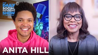 Anita Hill - Why She Chose to Endorse Joe Biden | The Daily Social Distancing Show