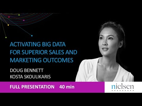 Activating Big Data for Superior Sales and Advertising Outcomes - Full Presentation
