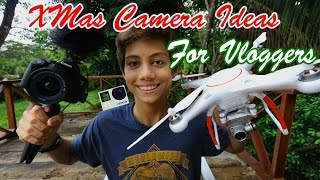 Christmas Camera Ideas For New Vloggers!