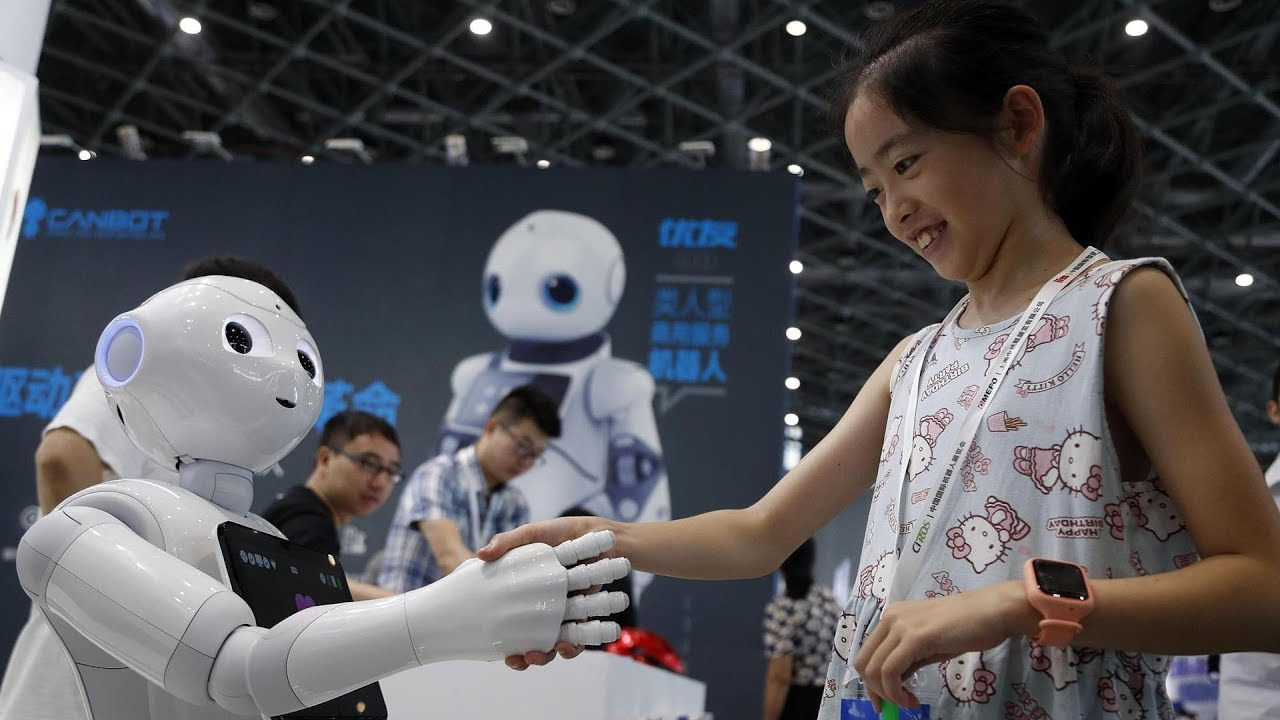 China International Robot Show defines the future of robotic industry