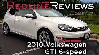Redline One-Year Review: 2010 Volkswagen GTI 6-speed