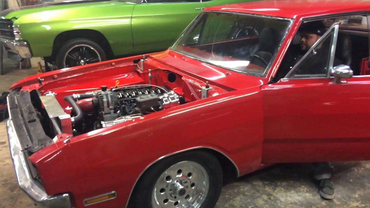 Dodge Dart Turbo >> Adam's 1970 LS Swapped Dodge Dart - YouTube
