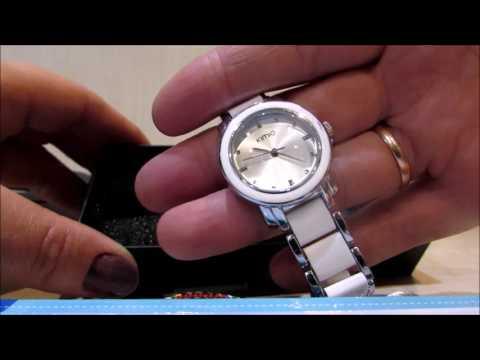 Водонепроницаемые кварцевые женские наручные часы с Алиэкспресс