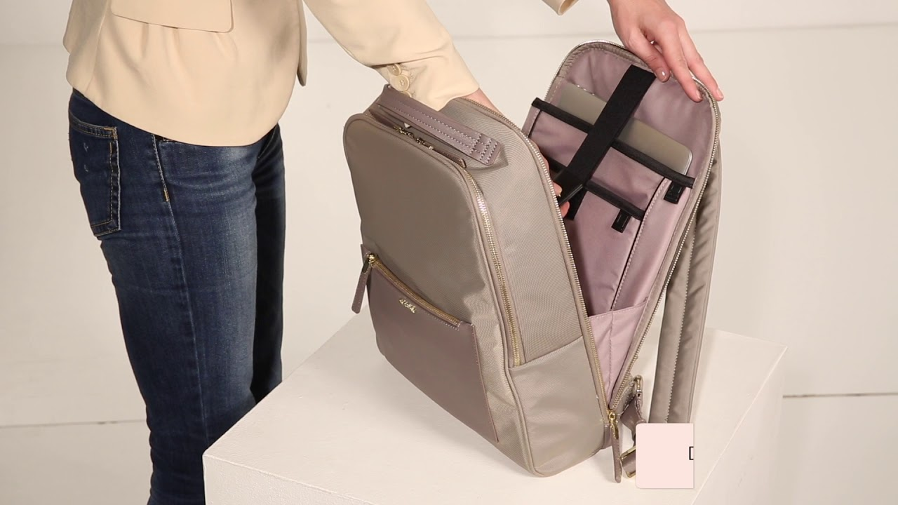 a579af2901 Zalia Backpack 14.1