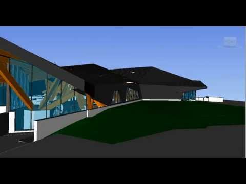 Philip J. Currie Dinosaur Museum- ODB Contracting Ltd. Promotional Video