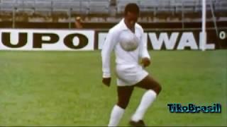 Pelé ● New Footages 9 ● New 3 Goals