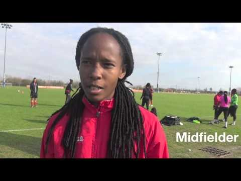The Women Warriors of Trinidad and Tobago - Face to Face