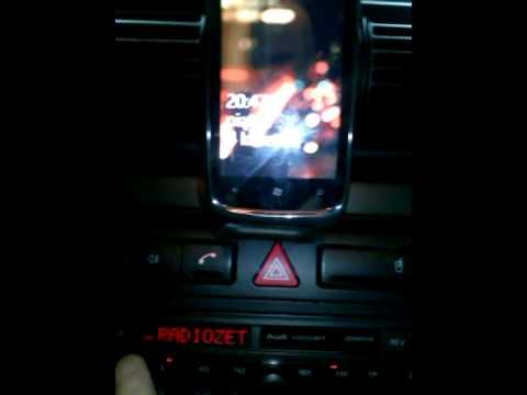 Zestaw Nokia CK-7W w Audi A4 B5