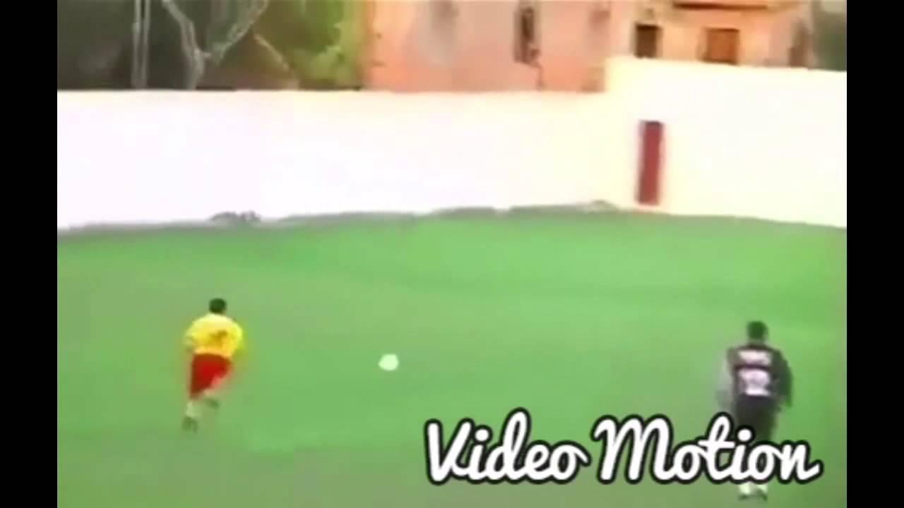 Peinlichster Fussball Schuss