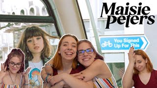 You Signed Up For This by Maisie Peters REACTION | Ren & Rin React Images