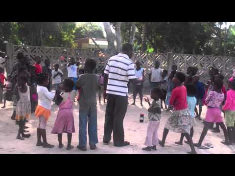 Kids day- game 2- Oasis Mozambique