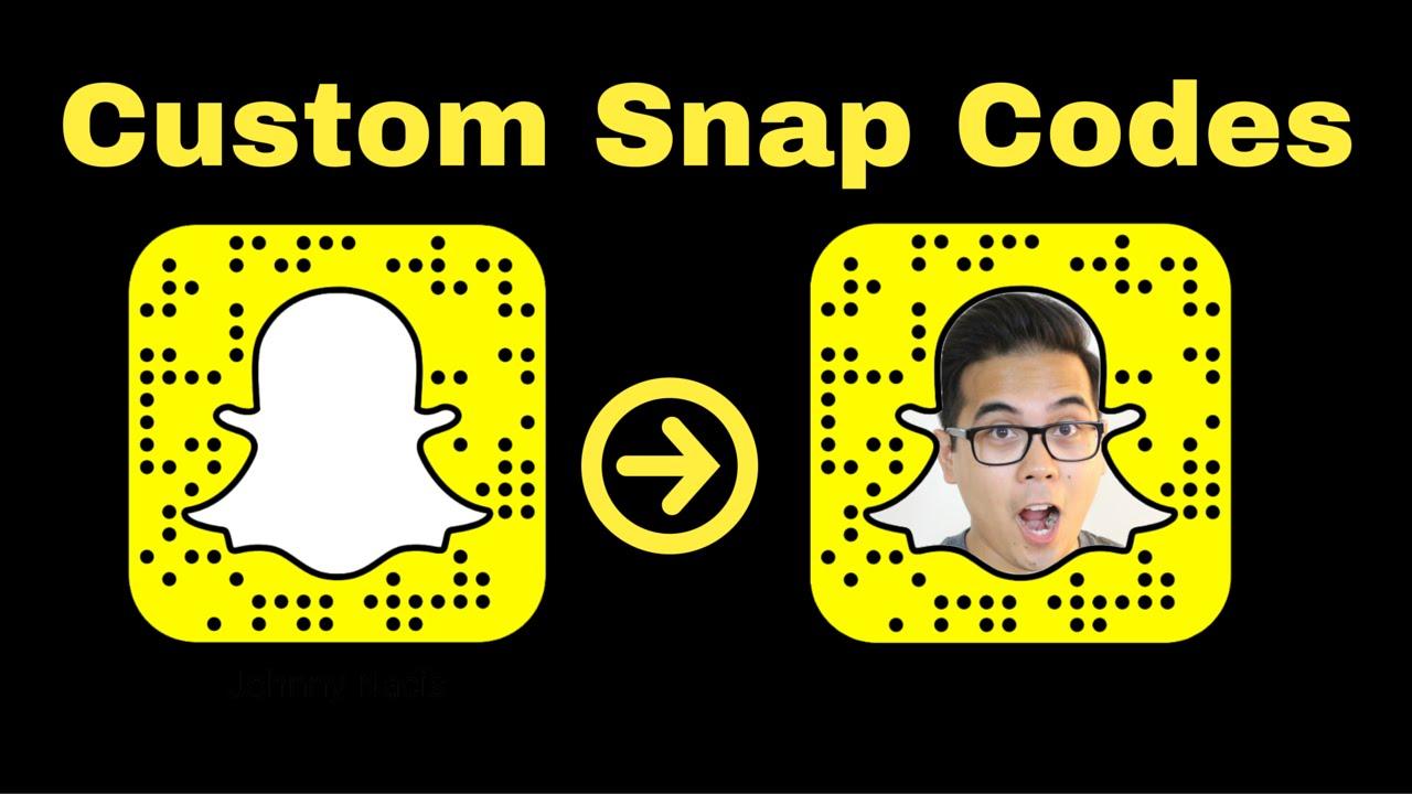 Snap codes