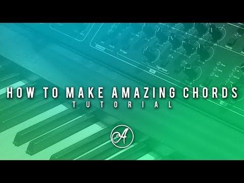 [MIDI Helper]Make Amazing Chords (Free Download)