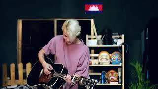 Eminem - River ft Ed Sheeran | Cover by Chea so cheat