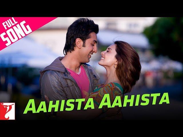 Aahista Aahista - Full Song   Bachna Ae Haseeno   Ranbir, Minissha   Lucky Ali   Shreya Ghoshal