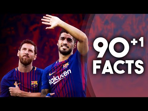 90+1 Facts About Barcelona