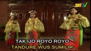 Tembang Dolanan - Lir Ilir ( Video Lirik dan Tarian)  || Lagu Anak Aindonesia - Stafaband