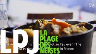 Le Petit Journal du 20 Février 2017 - LA PLAGE DES NEIGES - LE MUSEE