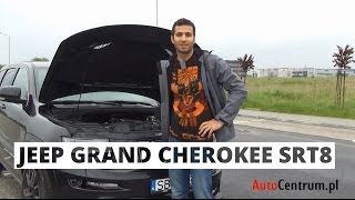 Jeep Grand Cherokee SRT8 6.4 V8 468 KM, 2014 - test AutoCentrum.pl #081