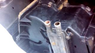Замена Тосола в автомобиле Таврия: пошаговая инструкция, фото и видео