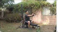 How to Do Bowflex Exercises : Chest Press Exercises Using Bowflex System