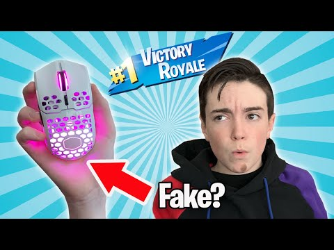 IS THIS A FINAL MOUSE KILLER?? - Fortnite Battle Royale | Cooler Master Mouse Review