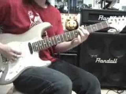 CHATREEO SQUIER EMG SA PICKUP - YouTube