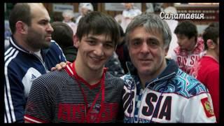 Абдурашид Садулаев и Шамиль Омаров в Казбековском районе