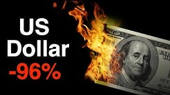 Has the US dollar lost 96% value?  Gold, Bitcoin, Crypto
