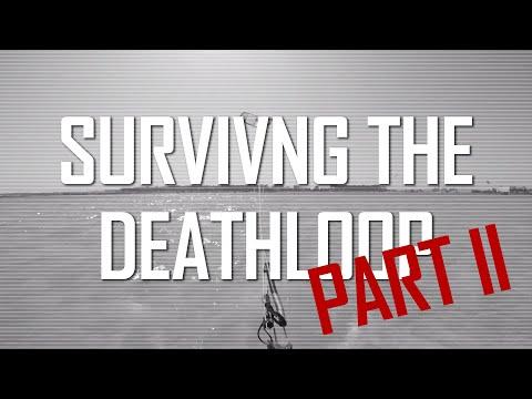 Surviving the Death Loop. Episode II of kiteboarding tutorial on stopping an auto-kiteloop.