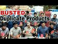 How Duplicate Branded Products Are Being prepared