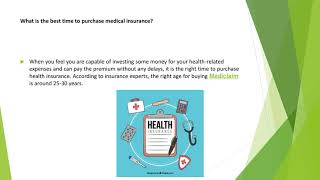 Pros of Purchasing Medical Insurance At A Young