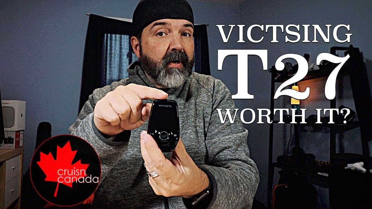 VicTsing T27 Bluetooth FM Transmitter Review | The Cheapest Bluetooth FM  Transmitter