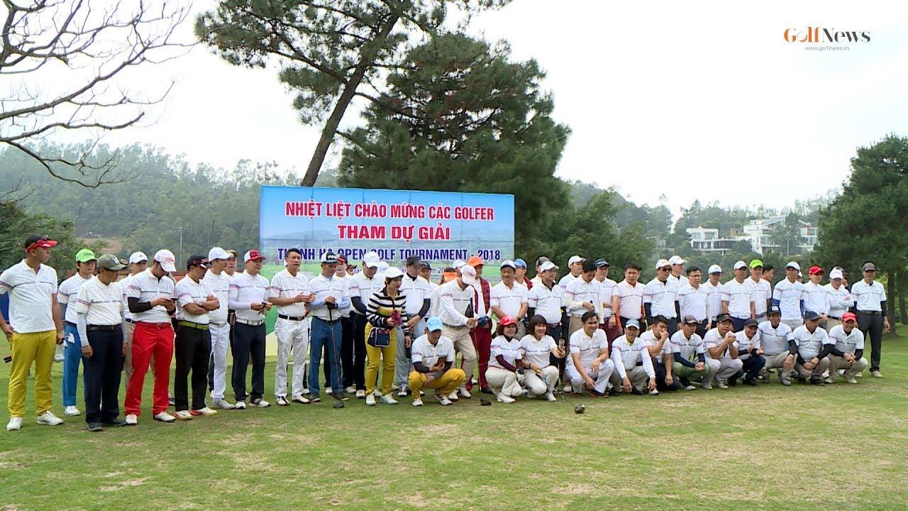 Sân tập Golf Thanh Hà tổ chức thành công giải đấu kỷ niệm 1 năm hoạt động