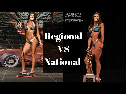 Regional Vs National in Bikini