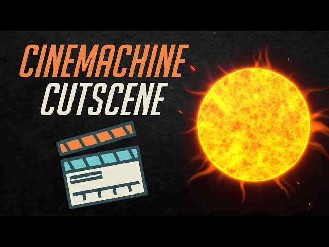 Create a cut-scene or an intro using Cinemachine and Timeline  - Easy Unity Tutorial