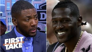 Ryan Clark wishes Antonio Brown kept their disagreement private | First Take