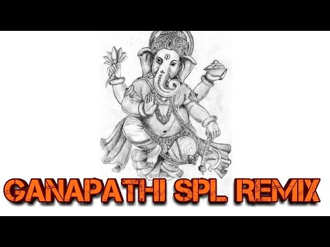 GANAPATHI SPL REMIX DJ MANISH DJ RAKESH