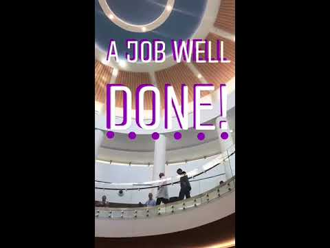 Lake Forest Hospital Moving Day - Instagram Story