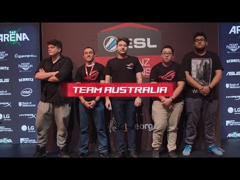 ROG Join the Republic Community Challenge Audition - Part 5: PAX Australia 2016 | ROG