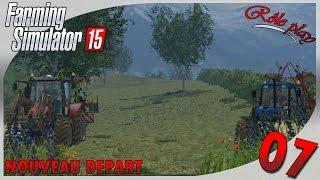 Farming Simulator 15   Nouveau départ #7 Les foins continuent ! [RP]