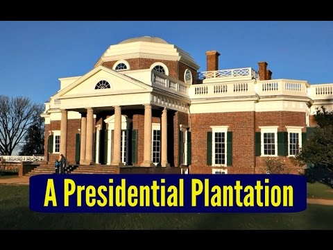 Monticello: A Presidential Plantation [North American Road Trip #34]