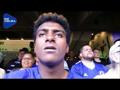 OPENING DAY! CHELSEA 2-3 BURNLEY || MATCHDAYS WITH LEWIS