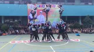 GLAMZ cheerleader (demo ekskul SMAN 103)