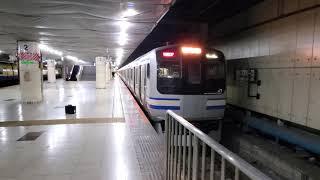 総武快速線E217系 東京進入~発車