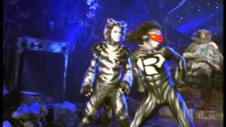 The Battle of the Pekes and the Pollicles - part two. HD, from Cats the Musical - the film.